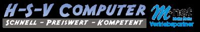 Werbebanner HSV Computer M-NET 2015